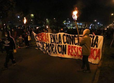 Lo Hermida: Allanamientos, infiltración y represión policial, todo en una semana
