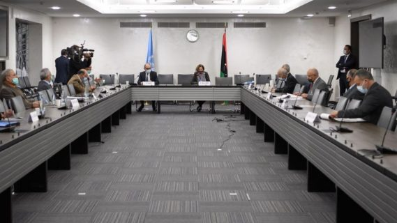 Libia logra un alto al fuego permanente