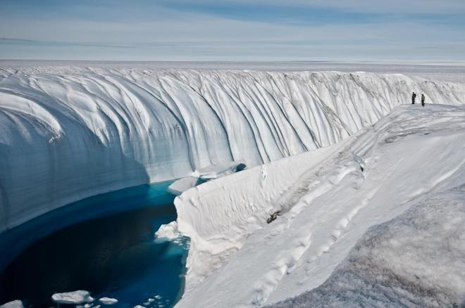 Aceleramiento extremo del deshielo en Groenlandia supera lo experimentado en los últimos 12 mil años
