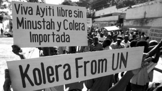 El cólera invadió Haití hace 10 años: el pueblo clama justicia y reparación a la ONU