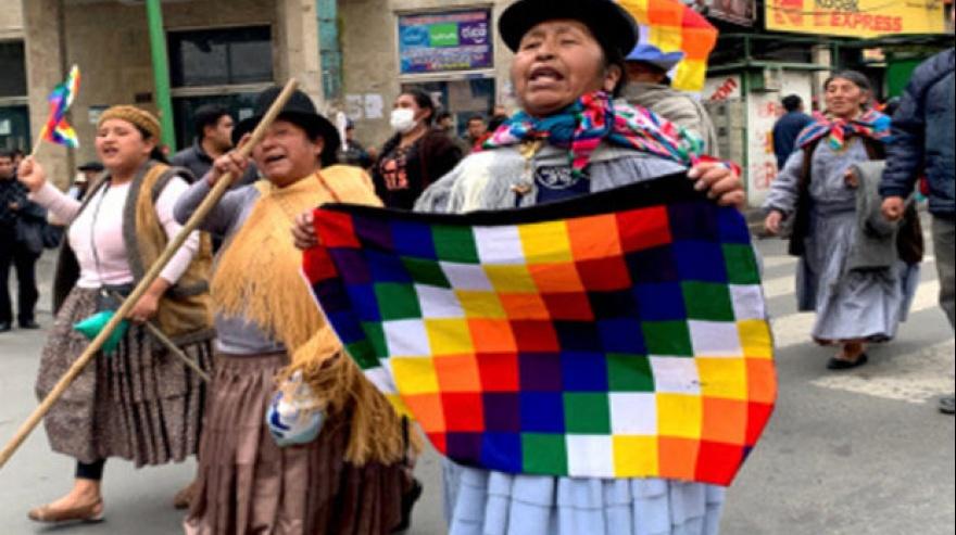 Fuerte presencia femenina tendrá el nuevo poder legislativo boliviano