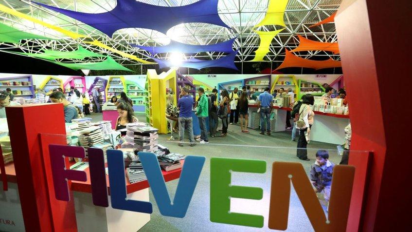 """""""Leer desbloquea"""": un fuerte componente virtual signa la Feria Internacional del Libro de Venezuela 2020"""