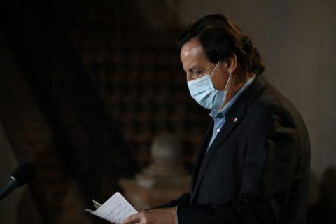 Presentan acusación constitucional contra Víctor Pérez