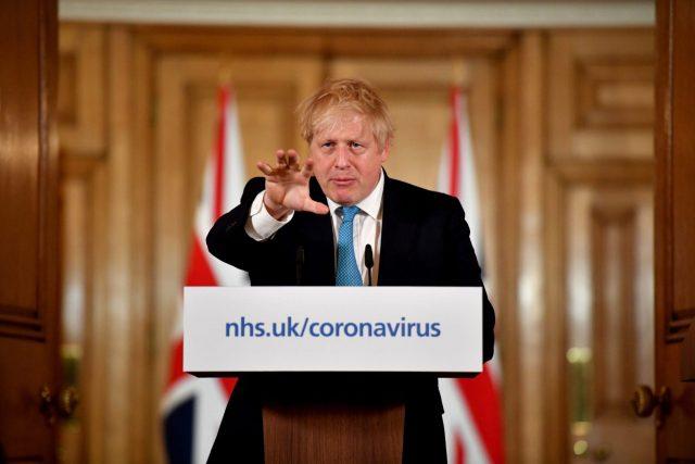 Reino Unido regresa al confinamiento hasta el 2 de diciembre