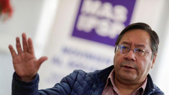 Bolivia: Luis Arce potenciará el Bono Contra el Hambre y el cobro de impuestos a grandes fortunas