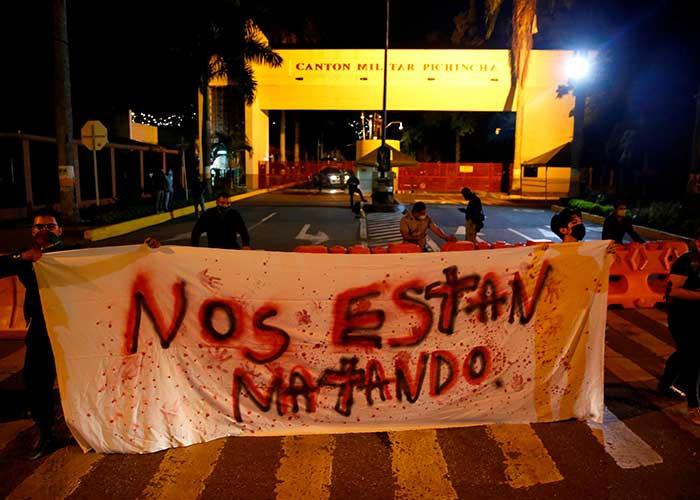 Colombia suma otro asesinato de un líder social y acumula 236 en el presente año