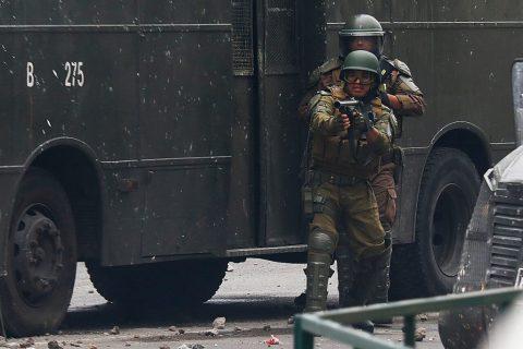 INDH registra más de 2.500 querellas contra policías y el Ejército desde el estallido social del 18 de octubre