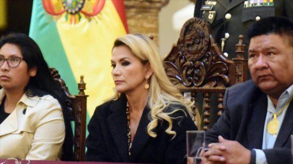 Bolivia: revelan que Áñez pidió 350 visas a EE. UU. tras victoria del MAS