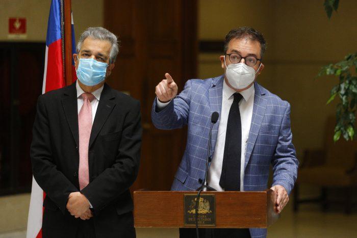 """Diputados piden cambio de gabinete y solicitan sacar a ministros que apoyaron el """"Rechazo"""""""