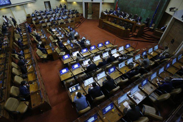 Solo 2,3 % de los proyectos presentados por parlamentarios dentro de la Agenda COVID-19 se han promulgado