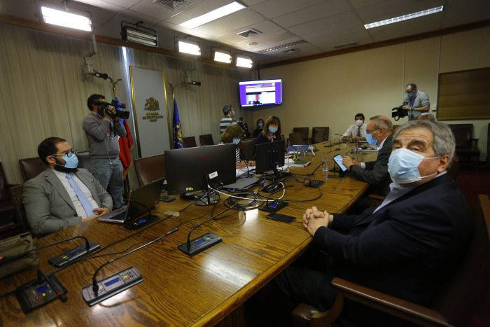 Comisión revisora aprueba  acusación constitucional contra ministro Víctor Pérez