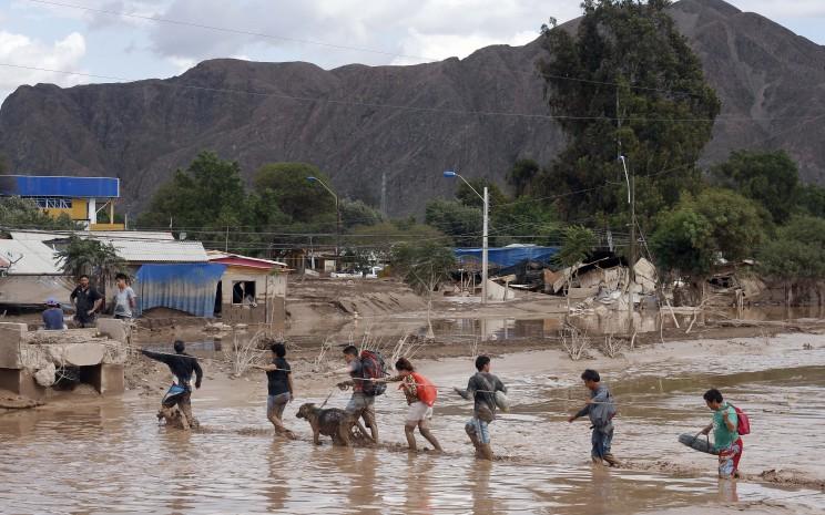 Desarrollan sistema de alerta temprana de aluviones que permitiría reducir impactos de estas amenazas naturales