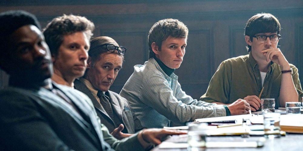 Crítica de cine: 'El Juicio de los 7 de Chicago', todo el mundo está mirando