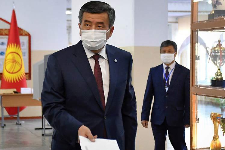 El Parlamento de Kirguistán considerará enjuiciamiento político al presidente
