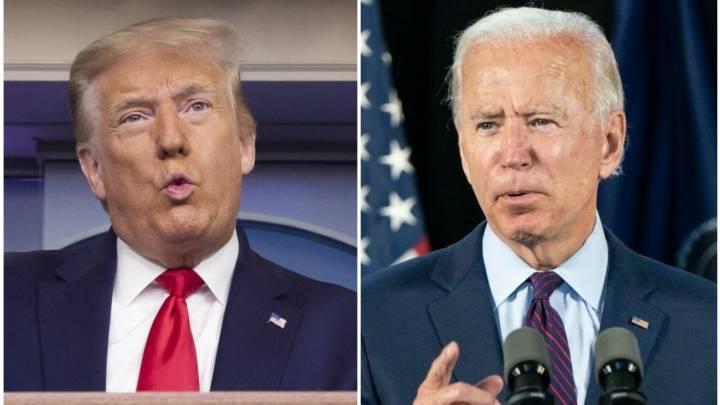 Casas de apuestas que dieron como ganador a Trump ahora vaticinan triunfo de Biden