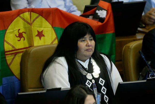 Diputada mapuche Emilia Nuyado: La nueva Constitución, para ser legítima, debe contener las expresiones de las naciones preexistentes