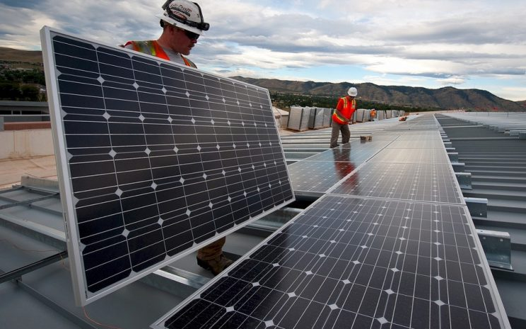 Hacia la democratización de la energía