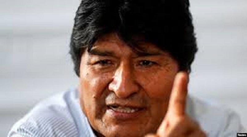Evo Morales: Vamos a volver en cualquier momento a Bolivia