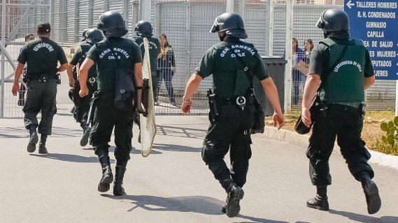 Justicia acoge recurso presentado tras agresiones de gendarmes a internos en cárcel de Rancagua