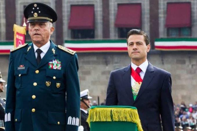 México detendrá a involucrados en caso de general Cienfuegos arrestado en EE.UU.