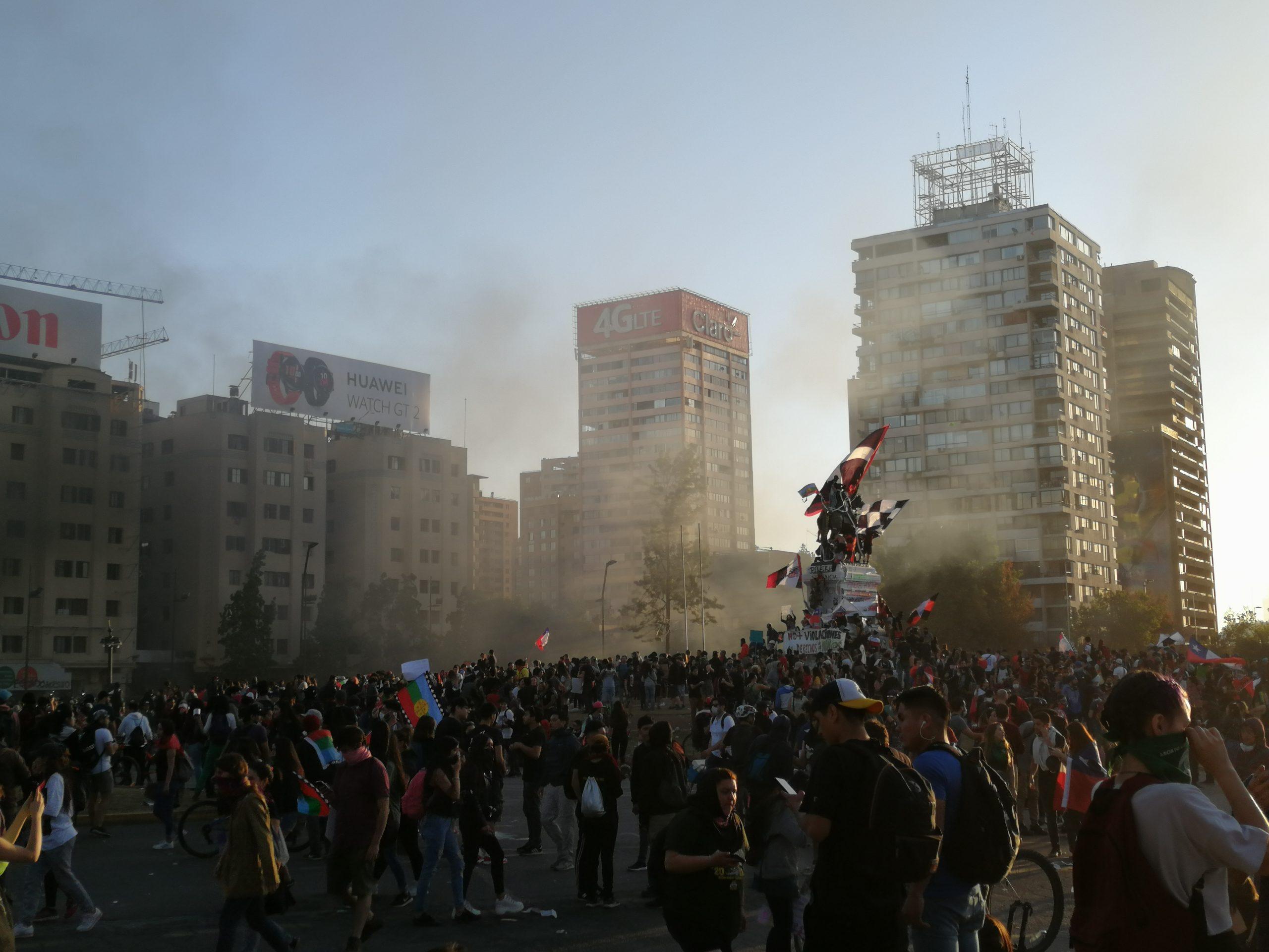 Entre el estallido y la pandemia: un Chile que transita