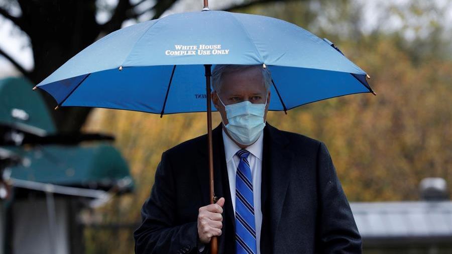 Casa Blanca admite que EE.UU. no podría controlar la pandemia tras nuevo brote de Covid-19