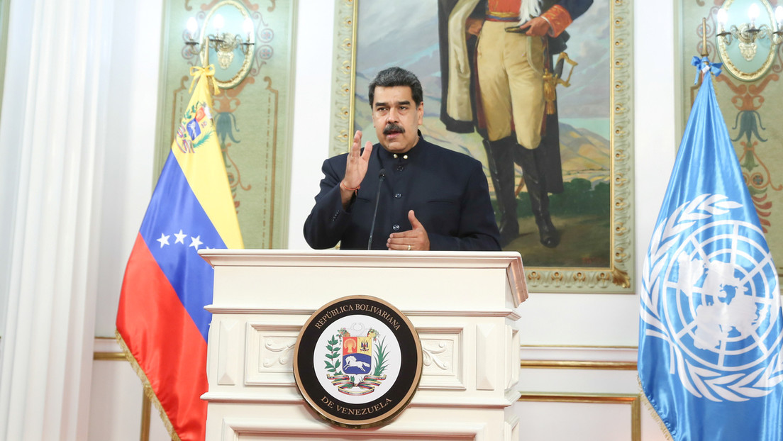 """Presidente Maduro anuncia que Venezuela desarrolló fármaco que anula el Covid-19 """"al 100%"""""""
