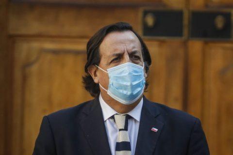 Oposición presentó acusación constitucional contra Ministro del Interior de Piñera, Víctor Pérez