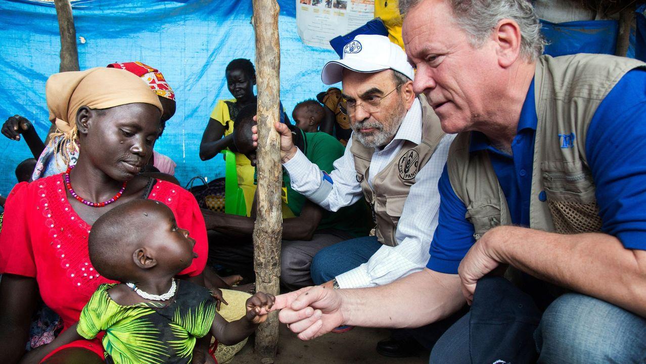 El Programa Mundial de Alimentos fue galardonado con el Premio Nobel de la Paz 2020