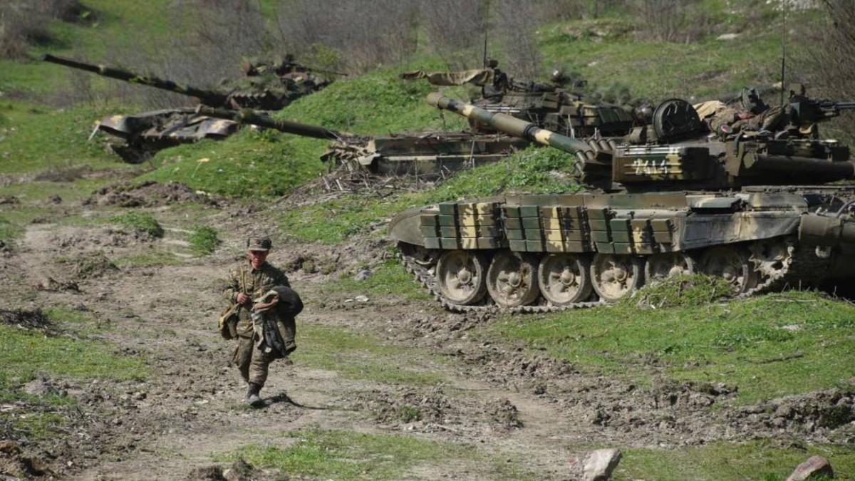 Unas 34.000 personas se quedaron sin vivienda por escalada de conflicto en Nagorno Karabaj