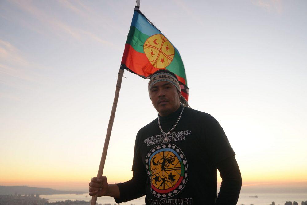 Rapero mapuche Neculman lanza videoclip sobre la espiritualidad del pueblo originario