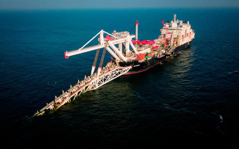 Sin importarle sanciones de EE. UU. Dinamarca otorga el permiso de operación del gasoducto Nord Stream 2