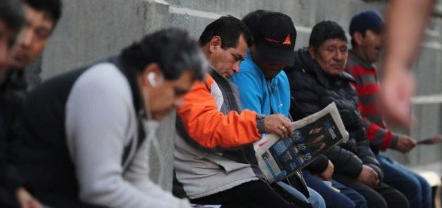 Ocupación laboral en Valparaíso cayó 24% en un año