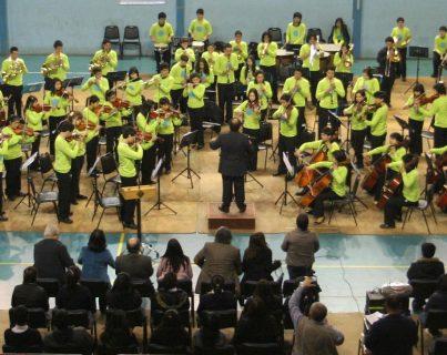 Orquestas Regionales Profesionales piden revertir rebaja en su presupuesto para el 2021