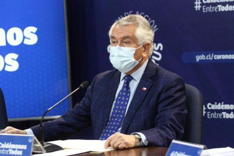 Ministro Paris a gremios de la salud movilizados: