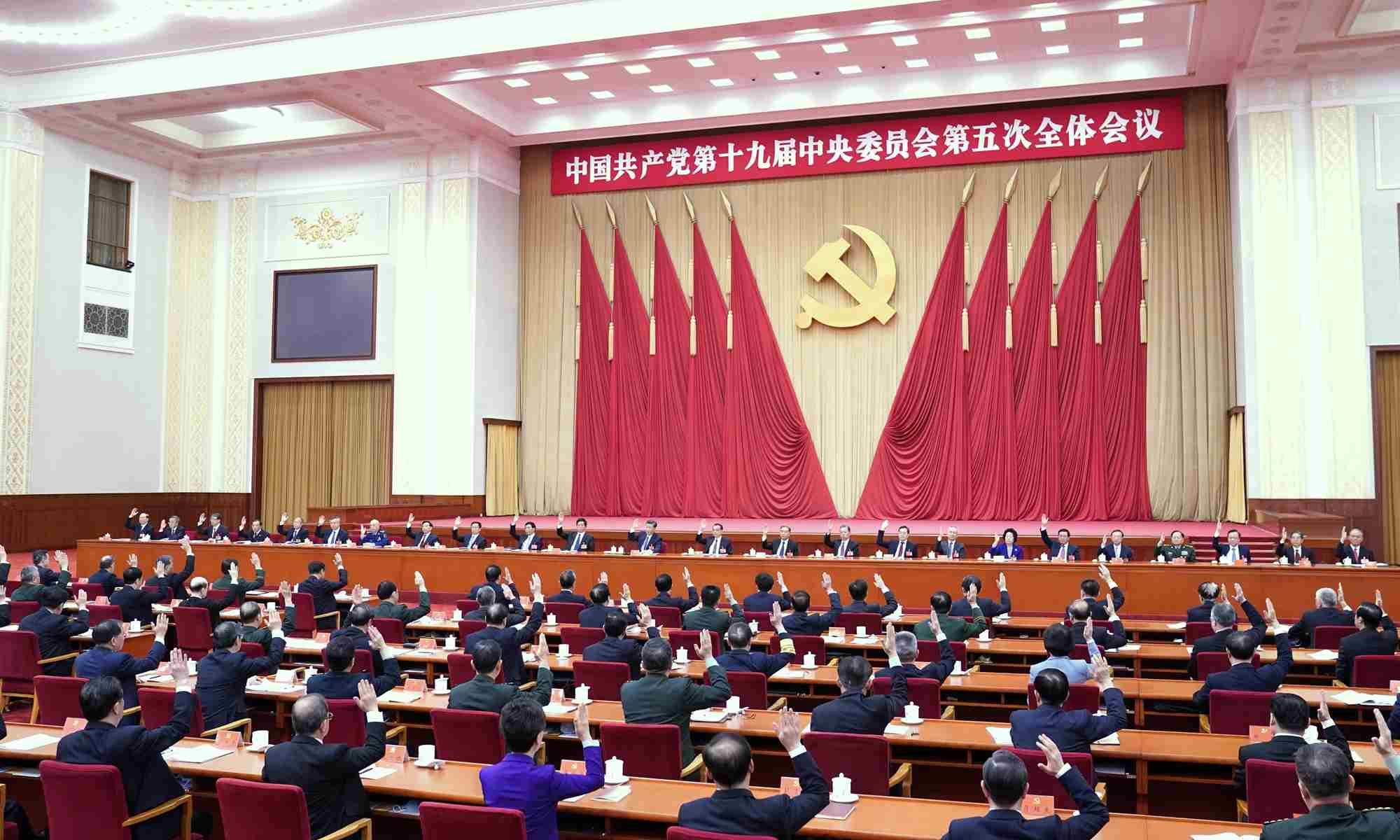 China establece sus objetivos estratégicos hasta 2035