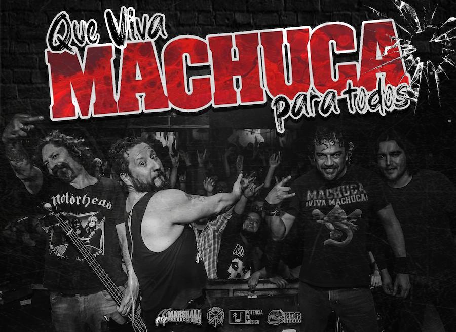 «Que viva Machuca para Todos»: El tributo para un ícono del punk
