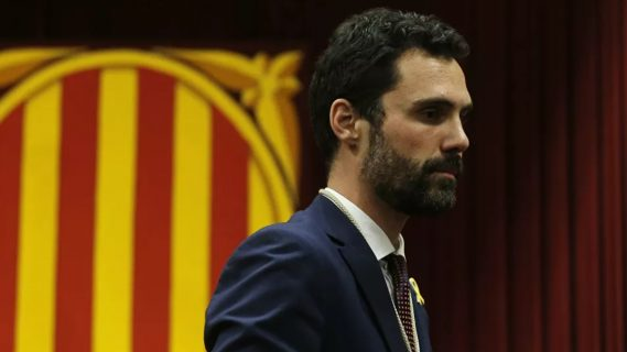 Presidente del Parlamento de Cataluña asegura que habrá elecciones en febrero de 2021