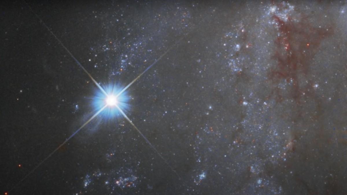 (Video) Telescopio Hubble registra el destello de una supernova tan brillante como 5.000 millones de soles