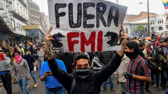 Ecuador recibirá este año parte del préstamo acordado con el FMI