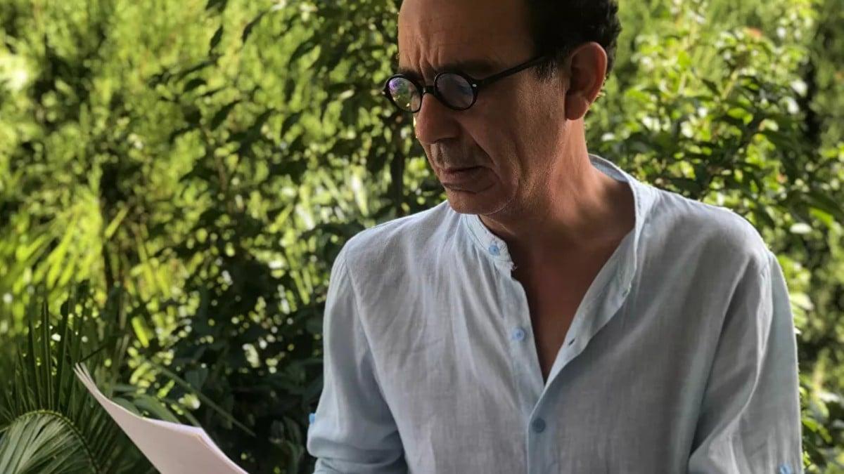 """Poeta Diego Doncel: """"En los últimos años todos los poetas intentamos como cualquiera que hace arte, conectar con el lector"""""""
