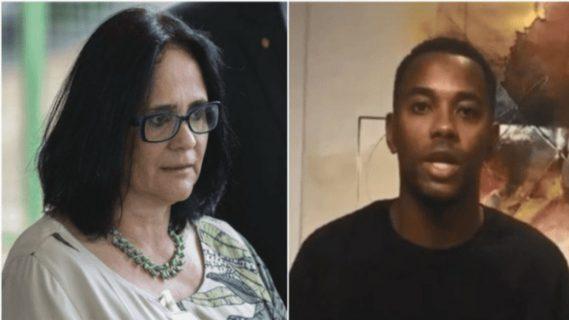 Ministra de Brasil exige prisión para futbolista Robinho acusado por abuso