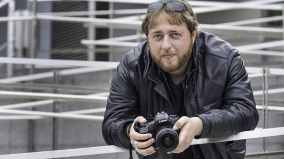"""Fotógrafo Santi Palacios:  """"Todas las personas tienen el derecho a migrar y están haciéndolo por motivos muy diferentes, algunos muy difíciles"""""""