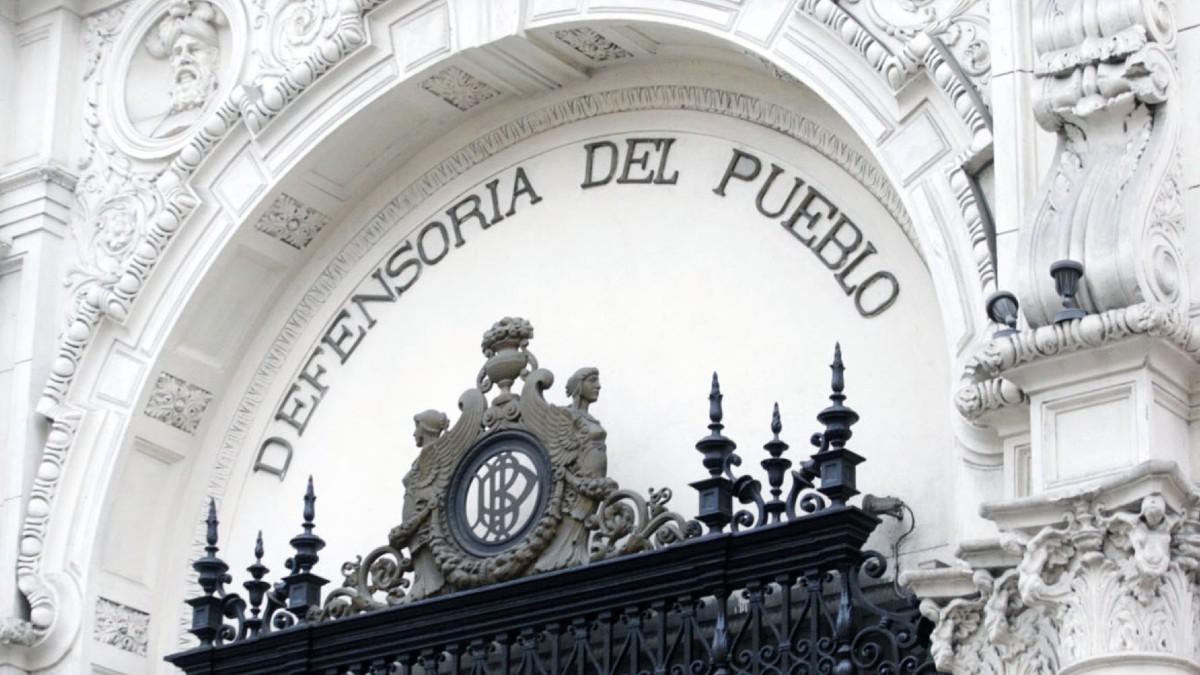 Perú: Defensoría del Pueblo rechaza negativa del Congreso en ratificar Acuerdo Regional