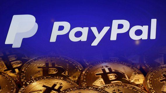 PayPal agrega criptomonedas a su sistema de pagos