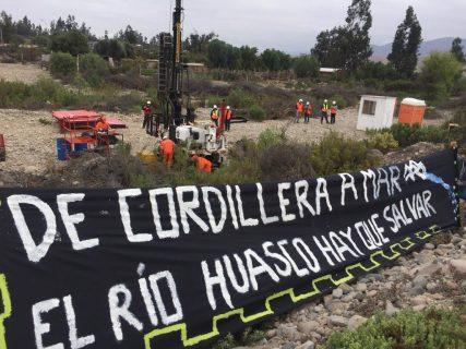 Valle del Huasco: SEA de Atacama dio por desistido proyecto de sondaje de minera Nueva Unión SpA