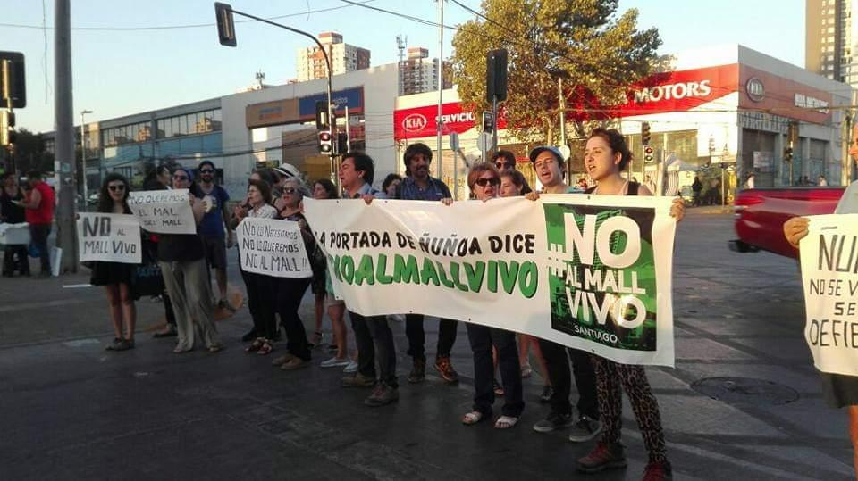 Triunfo de la comunidad: Corte Suprema paraliza proyecto Mall Vivo Ñuñoa