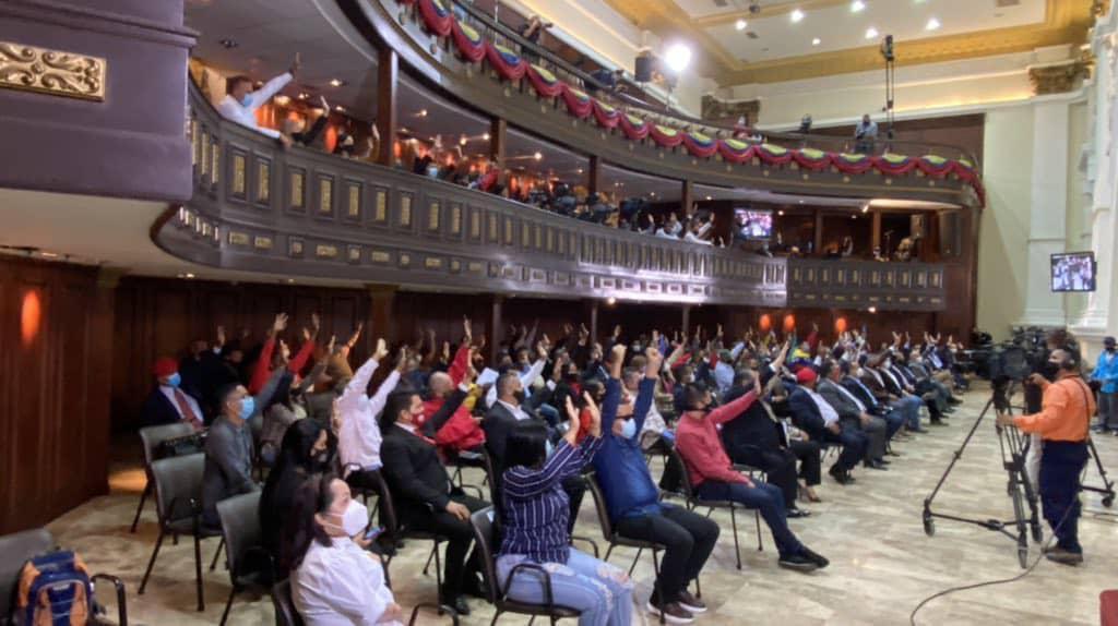 Venezuela Ley antibloqueo anc