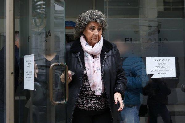 Viña del Mar: Piden formalización de ex alcaldesa Reginato por cobro indebido de horas extras en el municipio