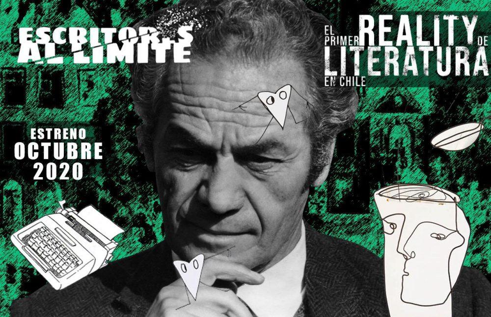 Escritores al Límite: En octubre debuta el primer reality de literatura en Chile